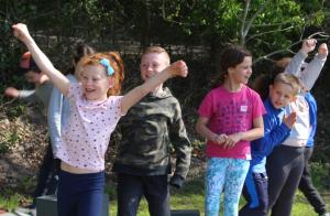 kids at aylmerton