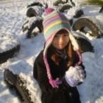 Snow at Thurton