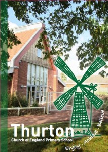 Thurton front page