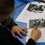 Researching Information (primary evidence)