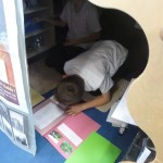 Using the role play area