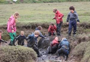 Muddy Fun!